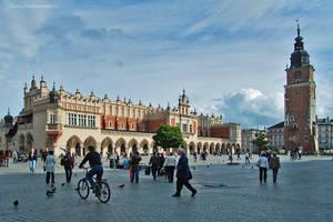 Krakow VI by JoannaRzeznikowska