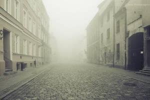 Foggy Day VIII by JoannaRzeznikowska