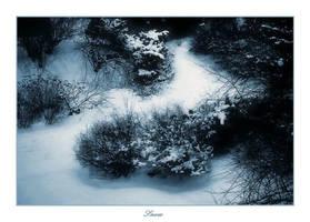 Snow by JoannaRzeznikowska