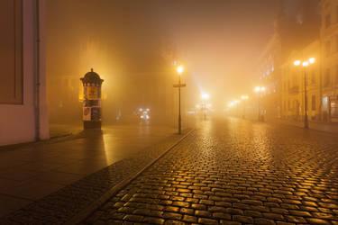 feel the night, feel the mist XII by JoannaRzeznikowska