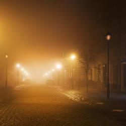 feel the night, feel the mist XVI by JoannaRzeznikowska
