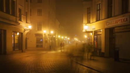 feel the night, feel the mist XXI by JoannaRzeznikowska