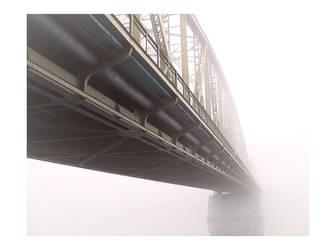 dreamy bridge by JoannaRzeznikowska