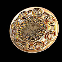 Incendia coin by Juniae