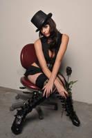 Mad Hatter III by AshleyShyD