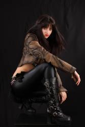 Vampire Hunter 1 by AshleyShyD