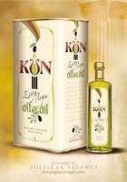 Kun Oliveoil Packaging by byZED