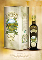 Reyya Oliveoil Packaging by byZED