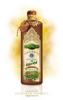 Label Design for Oliveoil by byZED