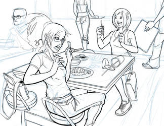 Hawker Center -WIP by robotnicc