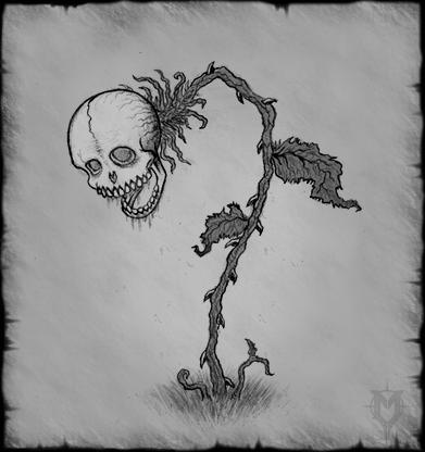 Deathbloom by Masebreaker