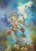 Spirit by isletree