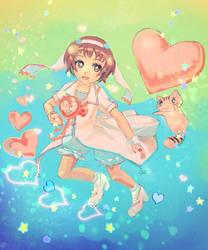 heartbeat cure nurse by kotori-toi