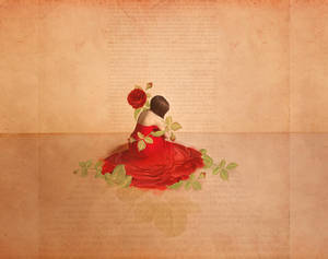Roses by Chimarvamidium