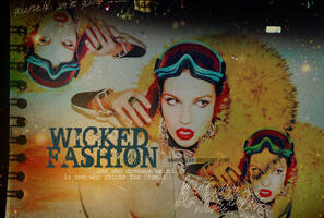 Wicked Fashion by monxcheri