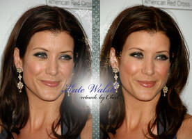 Kate Walsh retouch by monxcheri