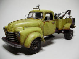 Wrong turn truck rebuild by devilsreject493
