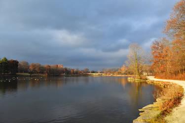 Herrick Lake in Late November 1 by HaleyGottardo