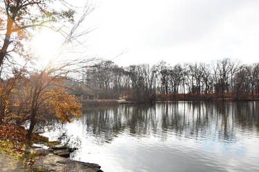 Herrick Lake in Late November 3 by HaleyGottardo