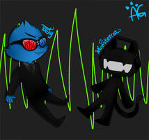 Tasty and Monstercat by Avenisia