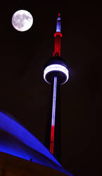 CN Tower, Toronto by happyTA5