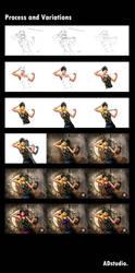 Archivo 000 Process - Pirate Style by ADstudi0