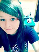 Blue Hair by HollyheartsBOTDF