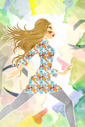 Sixties Girl by taghuso