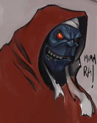 Mumm-Raaaaaaa by ravens-raziel