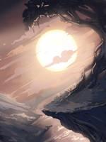 Sunset Rip by ravens-raziel