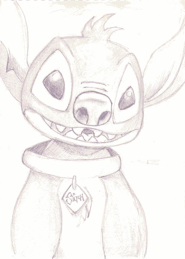 Stitch by ravens-raziel
