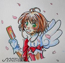 Card Captor Sakura - fanart by MaruExposito