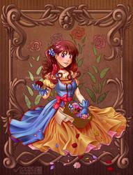 Florist - Original design by MaruExposito