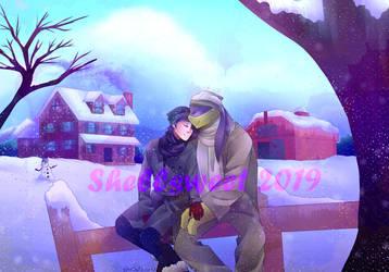 Winter Date by Shellsweet