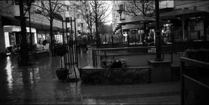 After the rain by Destruktive