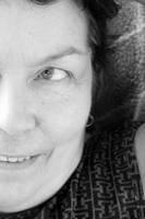 My mom Age 63 by Destruktive