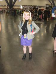 Gwen Stacy by Urvy1A