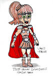Costume Choice 1-HeroQuest Amazon by Urvy1A