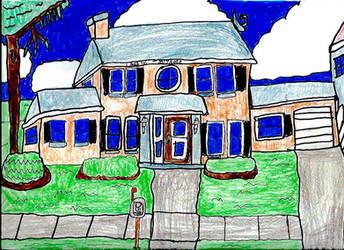 Jessie's House by Urvy1A