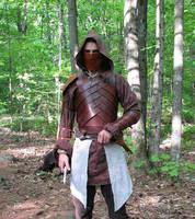 LARP Desert Elf armor by elanqc