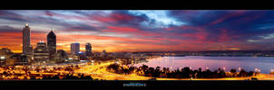Sunrise Perth II by Furiousxr