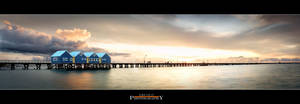 Busselton Jetty by Furiousxr