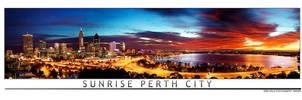 Sunrise Perth Edit II by Furiousxr