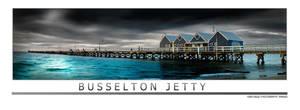 Busselton Jetty III by Furiousxr