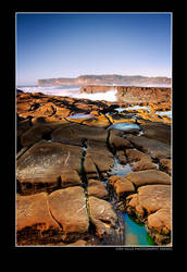 Avoca Beach by Furiousxr