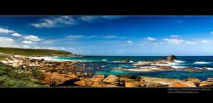Redgate Beach by Furiousxr
