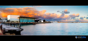 Geraldton Marina by Furiousxr