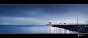 St Kilda Pier by Furiousxr