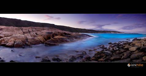 Night Exposure Esperance Beach by Furiousxr