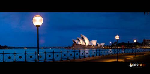 Syndey Opera House III by Furiousxr